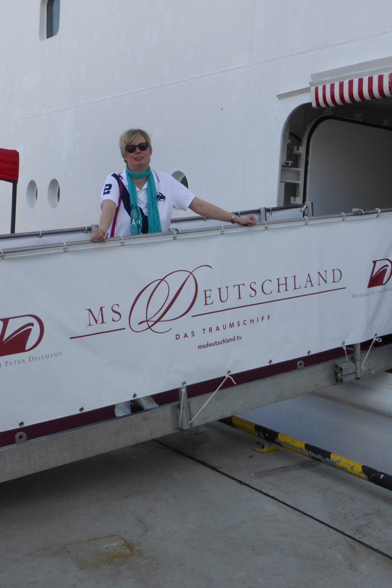 Brina Stein MS Deutschland