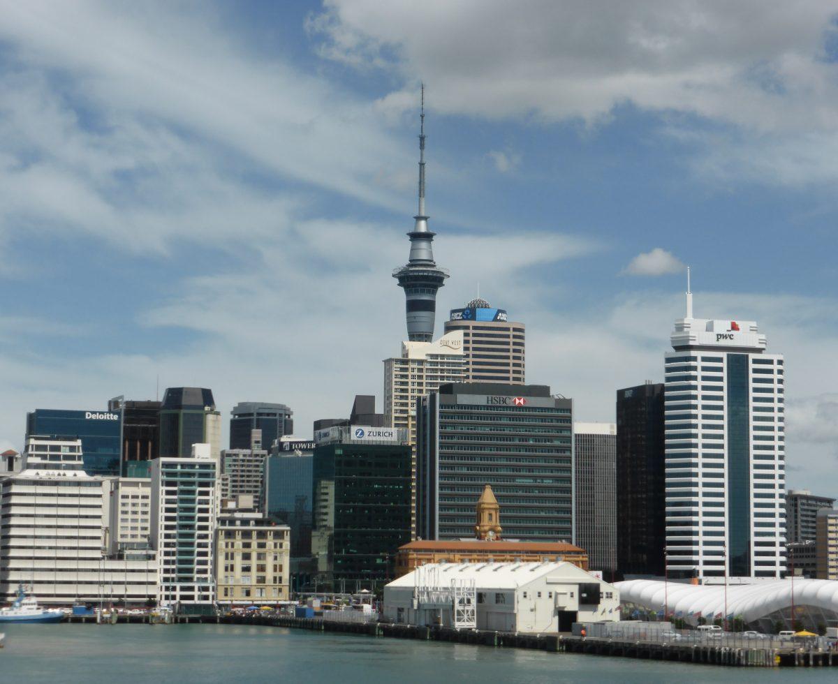 Auswandern nach Auckland