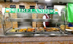 Irland an Bord