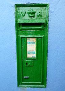 Briefkasten Cobh